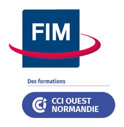 logo fim cci ouest normandie